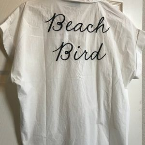 Beach Bird Top
